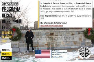 Becas Embajada EE.UU. 2017-2 Flyer