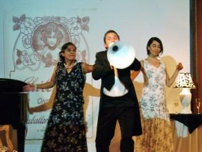 Compañía musical Del Salón al Cabaret