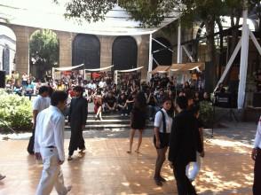 Teatro en EXPO UAH