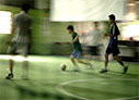 Inicio Liga Futsal Damas y Varones