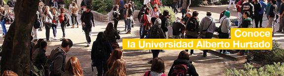 Conoce la Universidad Alberto Hurtado