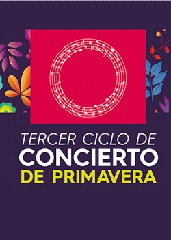 Tercer Ciclo de Conciertos de Primavera
