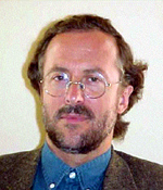 Pablo Salvat, académico del Departamento de Ciencia Política y RR.II.