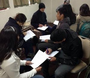 Ciclo de talleres PACE: Academia Sabatina