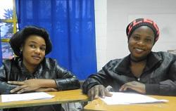 Curso español para ciudadanos haitianos/as