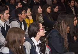 2800 estudiantes de colegios vulnerables participan en el Programa PACE de la UAH.