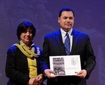 Foto premio Hugo Rojas