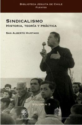 Portada libro Sindicalismo