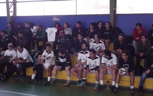 Encuentro deportivo interregional