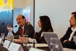 Patricio Zapata, Presidente Consejo Ciudadano de Observadores del Proceso Constituyente.