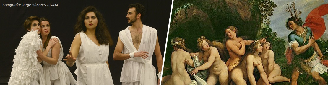 Actéon, la esperada ópera de la IX Temporada de Conciertos del Instituto de Música de la UAH