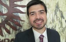 Felipe Oyarzún, abogado y ayudante de Derecho Civil en la UAH.