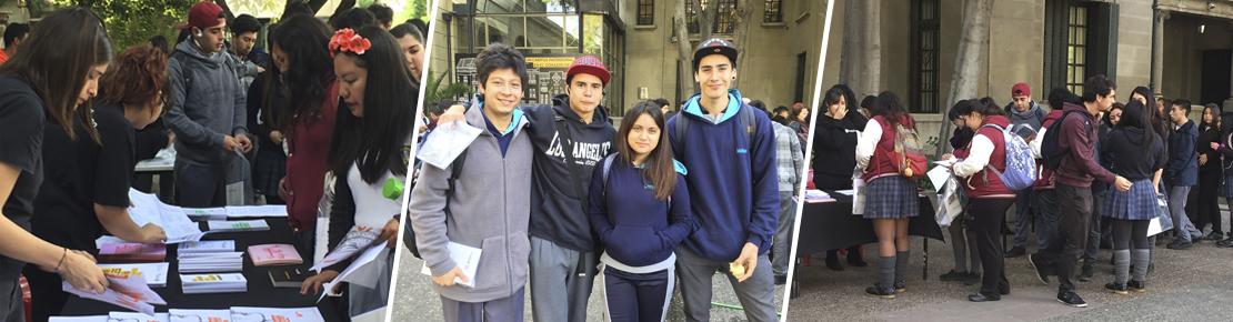 Alumnos del programa PACE viven la UAH Abierta