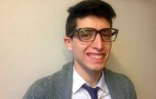 Sebastián Retamal, alumno de quinto año de Derecho en la UAH.
