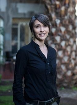 Cecilia Osorio directora de la carrera de Ciencia Política.