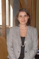 Constanza Bauer, Coordinadora de Relaciones Internacionales y enlace AUSJAL de la UAH.