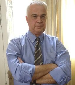 """Phillipe Parmentier, director de """"Administration de l'enseignement et de la formation"""" ADEF, de la Universidad de Lovaina, Bélgica."""