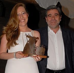 Constanza Muñoz Fischer, Premio Universidad Alberto Hurtado.