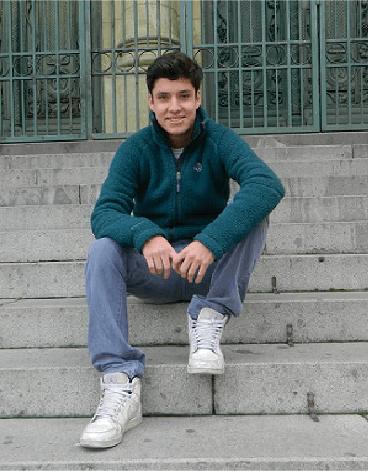 Rodrigo Aynol Estudiante Ciencia Política y Relaciones internacionales