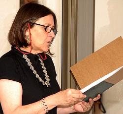 Beatriz Bustos, directora de Cultura, Arte y Educación Fundación Mar Adentro.