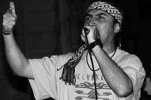Conferencia El Hip hop de perspectiva mapuche ponencia y música en vivo