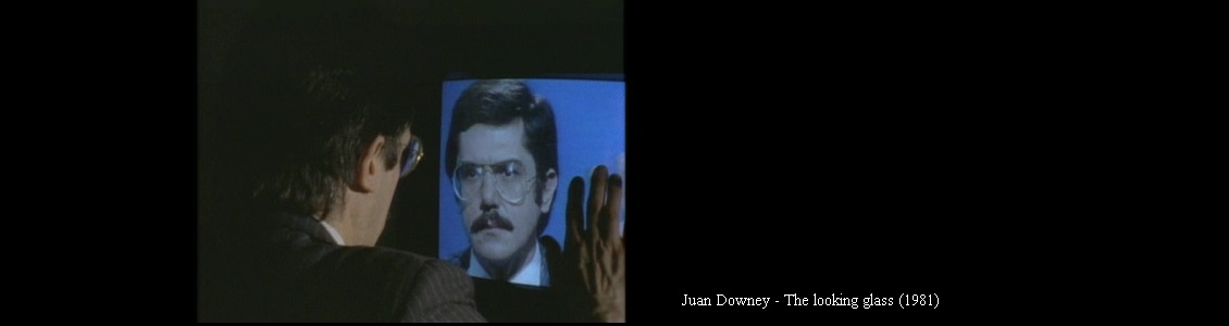 """Ciclo Juan Downey """"Al otro lado del espejo"""""""