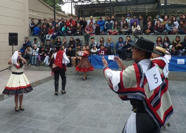 Fiestas Patrias en la UAH