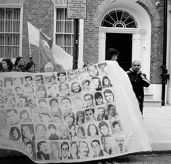 Coloquio Adjusting to long-term exile: Gender and family among Chilean exiles in the UK