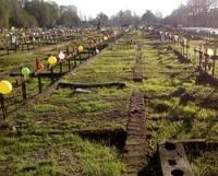 """Conversatorio """"Proceso de restauración del Patio 29 del Cementerio General y su conversión a sitio de memoria""""."""