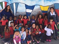"""Conferencia """"Alfabetización multilingüe: Principios para pensar la educación de estudiantes haitianos en Chile"""""""