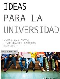 """Presentación del libro """"Ideas para la universidad"""""""