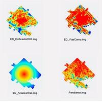Taller uso de Técnica GWR + Regresión logística aplicado a ciudades.