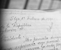 Ceremonia de cierre del Proyecto Archivos Públicos