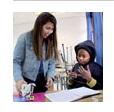Proyecto Zanmi niños, niñas y adolescentes