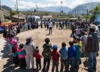Coloquio Conflictos sociales y comunitarios: Participación , capacidades locales y mecanismos de resolución de conflictos