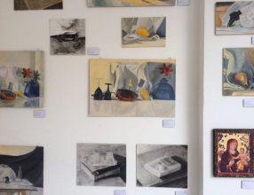 Segunda muestra de estudiantes de Pedagogía en Artes Visuales