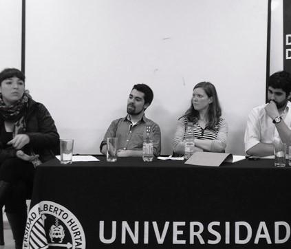 Estudiantes de Licenciatura y Pedagogía en Filosofía asistieron a Jornadas FAL (Futuro Académico Laboral) Filosofía 2015