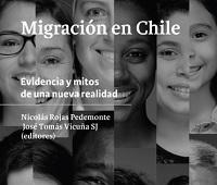 Lanzamiento del libro Migración en Chile, evidencias y mitos de una nueva realidad