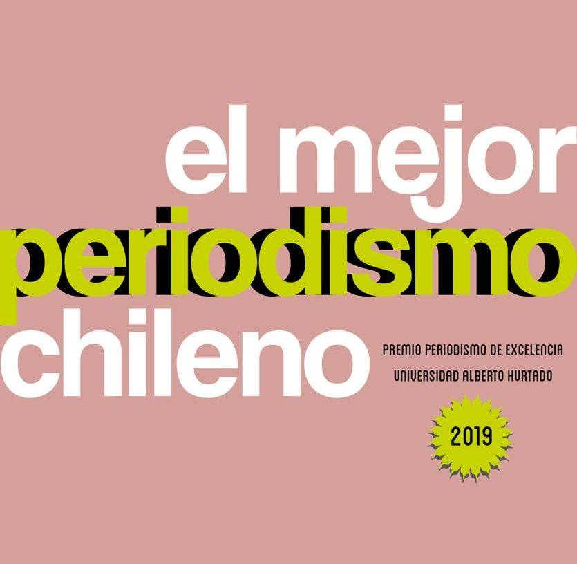 Lanzamiento libro Mejor periodismo chileno