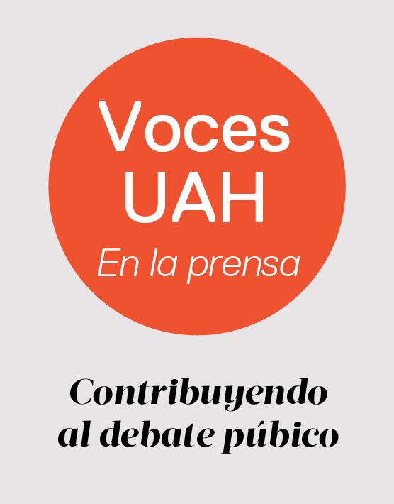 Voces UAH en la prensa