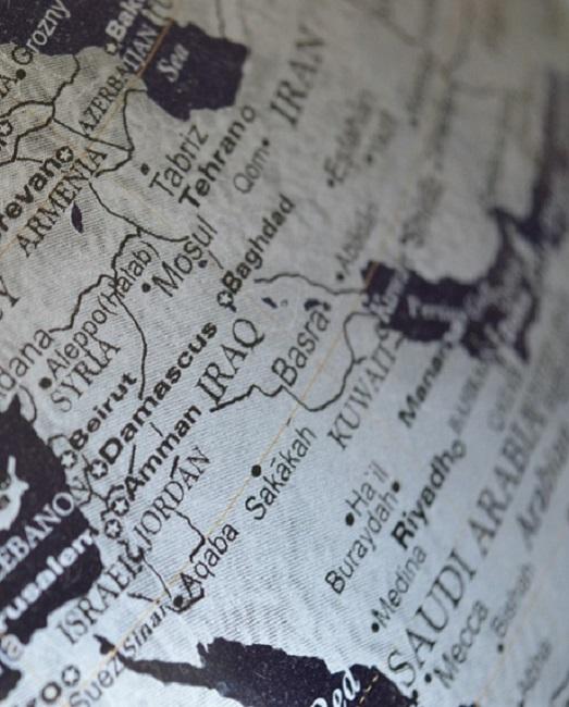 Acuerdos políticos en Medio Oriente