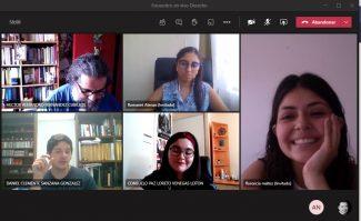Encuentros en vivo con Académicos/as