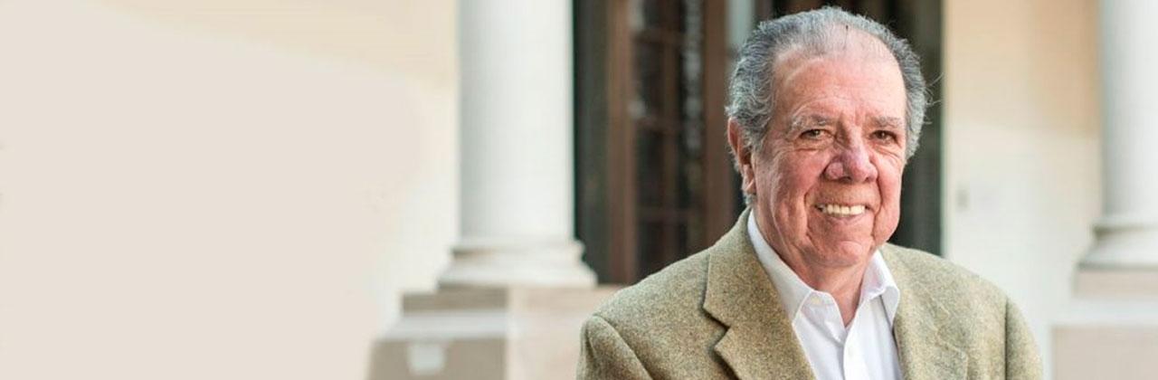 UAH postula a Juan Eduardo García-Huidobro al Premio Nacional de Ciencias de la Educación 2021